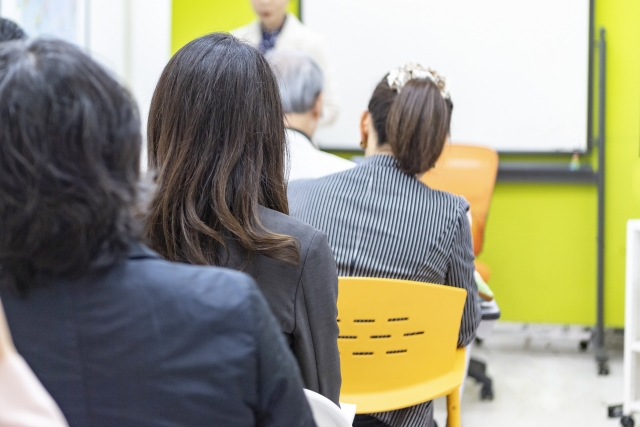 学習会のイメージ写真